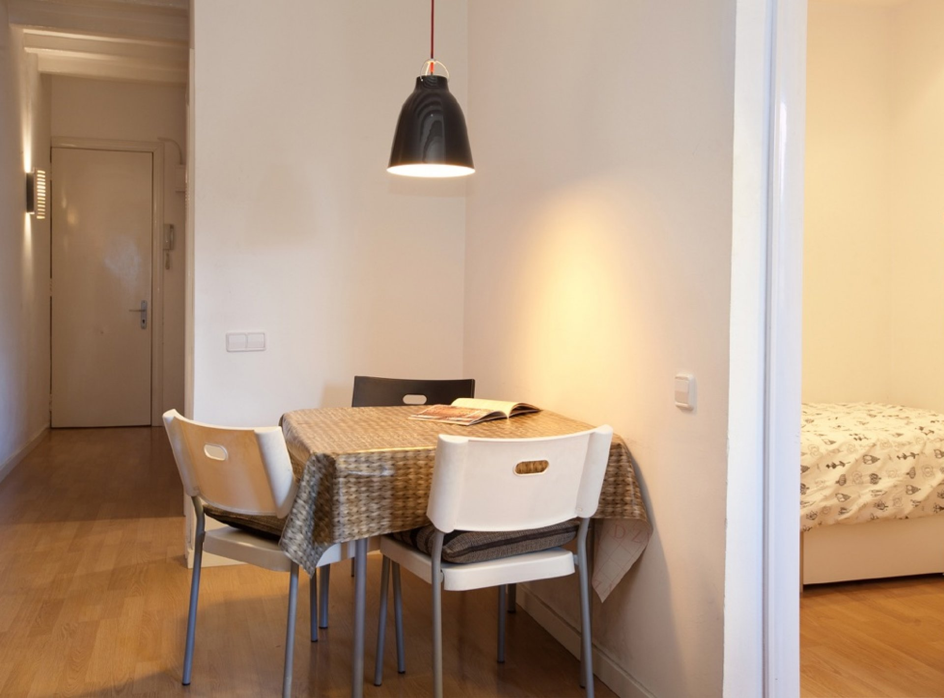 Authentic flat 2BR in Poble Sec