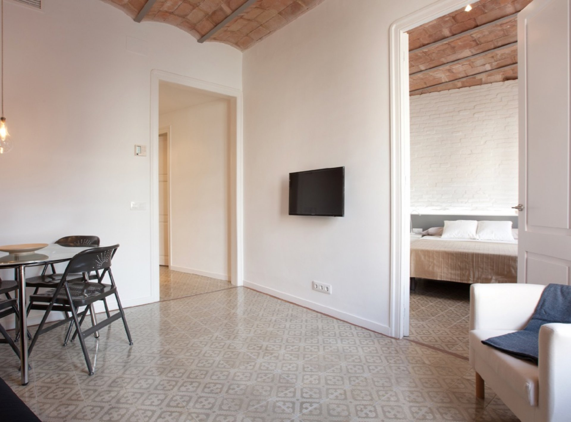 Modernist flat close to Sagrada Familia